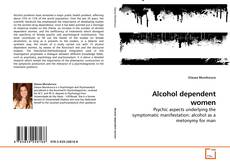 Buchcover von Alcohol dependent women