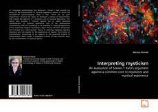 Buchcover von Interpreting mysticism