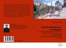 Tourism Marketing in Chandiagarh的封面