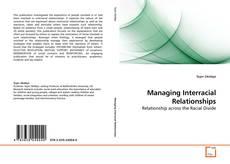 Managing Interracial Relationships kitap kapağı