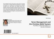 Portada del libro de Terror Management and the Christian Belief System