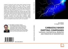 Capa do livro de CARBAZOLE-BASED EMITTING COMPOUNDS