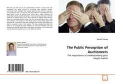 Couverture de The Public Perception of Auctioneers