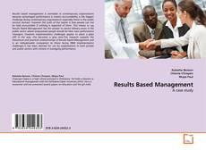 Couverture de Results Based Management