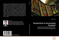 Perspectives in Accounting Practices kitap kapağı
