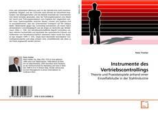 Copertina di Instrumente des Vertriebscontrollings