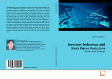 Copertina di Investors' behaviour and Stock Prices Variations