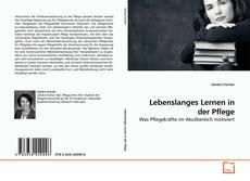 Buchcover von Lebenslanges Lernen in der Pflege