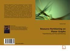 Couverture de Resource Partitioning on Planar Graphs