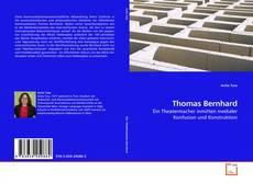 Portada del libro de Thomas Bernhard