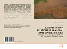 Borítókép a  RAINFALL-RUNOFF RELATIONSHIP IN A LOCAL SMALL WATERSHED AREA - hoz