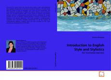 Bookcover of Introduction to English Style and Stylistics