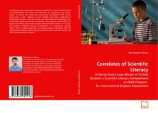 Bookcover of Correlates of Scientific Literacy