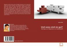 Capa do livro de Und wozu sind sie gut?