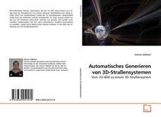 Обложка Automatisches Generieren von 3D-Straßensystemen