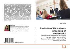 Borítókép a  Professional Competence in Teaching of Mathematics - hoz