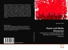 Capa do livro de Power and Media Discourses