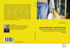 Buchcover von Dissatisfaction with Services