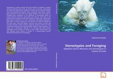 Stereotypies and Foraging kitap kapağı