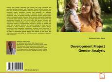 Bookcover of Development Project Gender Analysis