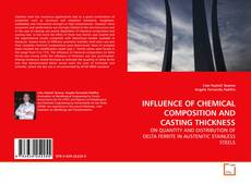 Copertina di INFLUENCE OF CHEMICAL COMPOSITION AND CASTING THICKNESS