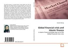 Portada del libro de Global Financial crisis and Islamic finance