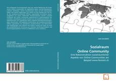 Buchcover von Sozialraum Online Community