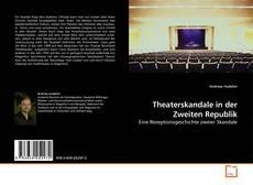 Theaterskandale in der Zweiten Republik的封面