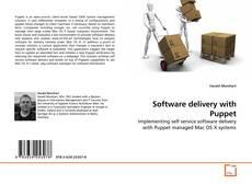 Portada del libro de Software delivery with Puppet