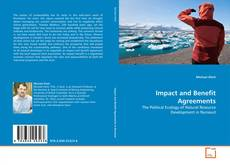 Impact and Benefit Agreements kitap kapağı