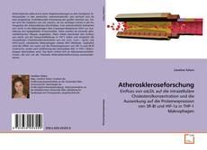 Atheroskleroseforschung kitap kapağı