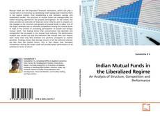 Capa do livro de Indian Mutual Funds in the Liberalized Regime