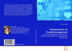 Bookcover of Kompetenzen im Projektmanagement