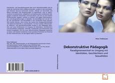 Buchcover von Dekonstruktive Pädagogik