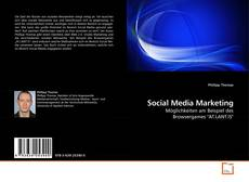 Portada del libro de Social Media Marketing