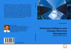 Copertina di Marketing Intelligence and Strategic Marketing Management