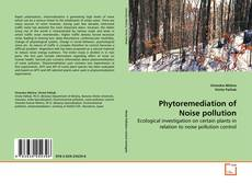 Bookcover of Phytoremediation of Noise pollution
