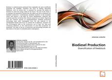 Bookcover of Biodiesel Production