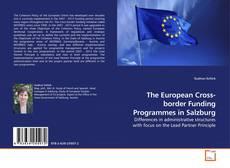 Capa do livro de The European Cross-border Funding Programmes in Salzburg