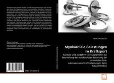 Myokardiale Belastungen im Kraftsport kitap kapağı