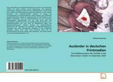 Ausländer in deutschen Printmedien的封面