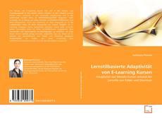 Copertina di Lernstilbasierte Adaptivität von E-Learning Kursen