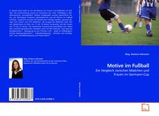 Motive im Fußball kitap kapağı