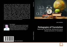Copertina di Pedagogies of Translation
