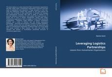 Portada del libro de Leveraging Logistics Partnerships