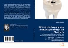 Buchcover von Sichere Übertragung von medizinischen Daten via Bluetooth