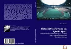 Couverture de Hofberichterstattung im System Sport