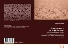 Copertina di Freemasonry in Russian eyes