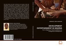 Buchcover von DEVELOPMENT ENTERTAINMENT IN NIGERIA