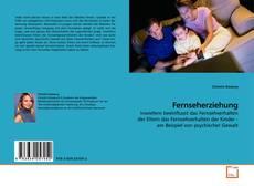 Fernseherziehung kitap kapağı